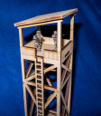 Game Craft Miniatures_20MM GUARD TOWER (MDF) 2