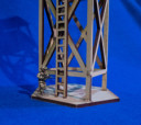 Game Craft Miniatures_20MM GUARD TOWER (MDF) 3