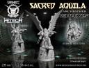 Hitech Miniatures_Sacred Aquilia ArchFather Corvis 1