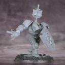 Hobbykeller Mantic Peacekeeper Terminator Bits Umbauten 5