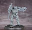 Hobbykeller Mantic Peacekeeper Terminator Bits Umbauten 9
