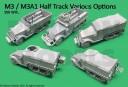 Rubicon Models_M3 Half Track Prototypes 1