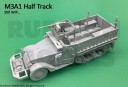 Rubicon Models_M3 Half Track Prototypes 4