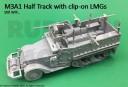 Rubicon Models_M3 Half Track Prototypes 5