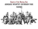 Spartan Games_Dystopian Legions  Empire of the Blazing Sun Ashigaru Infantry Expansion Set