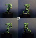 Willy Miniatures Ulfwerener Green