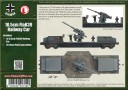 Battlefront Miniatures_Flames of War German 10.5cm FlaK Railway Car 2