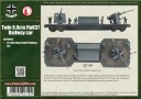 Battlefront_Flames of War German Twin 8.8cm FlaK37 Railway Car 2