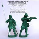 Perry Miniatures_Agincourt French Infantry 1415-1429 1