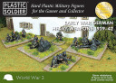 Plastic Soldier Company_15mm Early War German Heavy Weapons 1939-42