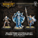 Privateer Press_Warmachine Major Prime Victoria Haley