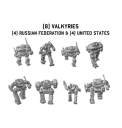 Dan Verssens Games_Valkyrie-Kickstarter Valkyrie 100 Dollar Pledge 2