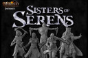 Warband Miniatures_Sisters of Seren Indiegogo Campaign 1
