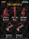 Warband Miniatures_Sisters of Seren Indiegogo Campaign 2