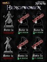 Warband Miniatures_Sisters of Seren Indiegogo Campaign 4
