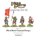 Warlord Games_Pike & Shotte Command Group 2 1