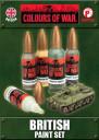 Battlefront Miniatures_Flames of War Colours of War British Paint Set