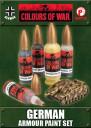 Battlefront Miniatures_Flames of War Colours of War German Armour Paint Set