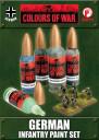 Battlefront Miniatures_Flames of War Colours of War German Infantry Paint Set