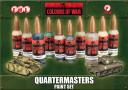 Battlefront Miniatures_Flames of War Colours of War Quartermasters Paint Set