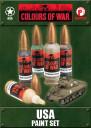 Battlefront Miniatures_Flames of War Colours of War USA Paint Set