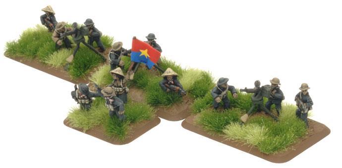 Vietnam Miniatures Game – Team Yankee Vietnam