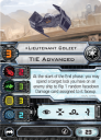 Fantasy Flight Games_Imperial Raider TIE Advanced Preview 1