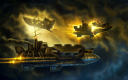 Game Fleet Productions_Clockwork Armada Kickstartercampaign 1