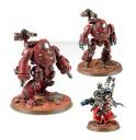 Games Workshop_Warhammer 40.000 Adeptus Mechanicus Kastelan Robots 1