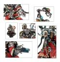 Games Workshop_Warhammer 40.000 Adeptus Mechanicus Kastelan Robots 5
