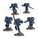 Games Workshop_Warhammer 40.000 Space Marine Assault Squad 1