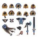 Games Workshop_Warhammer 40.000 Upgradeset- Space Wolves 1