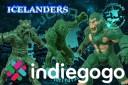 Rolljordan Miniatures_Icelander Fantasy Football Team Indiegogo Kampagne 1