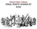 Spartan Games_Dystopian Legions   Federated States of America Federal Infantry Expansion Set