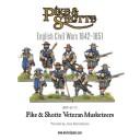 Warlord Games_Pike & Shotte veteran musketeers