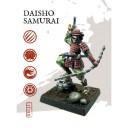 Zenith Miniatures_Kensei Daisho Samurai