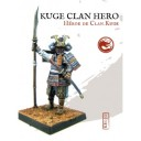 Zenith Miniatures_Kensei Kuge Clan Hero