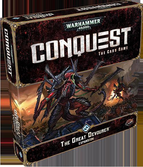 warhammer 40k conquest the great devourer brückenkopf online