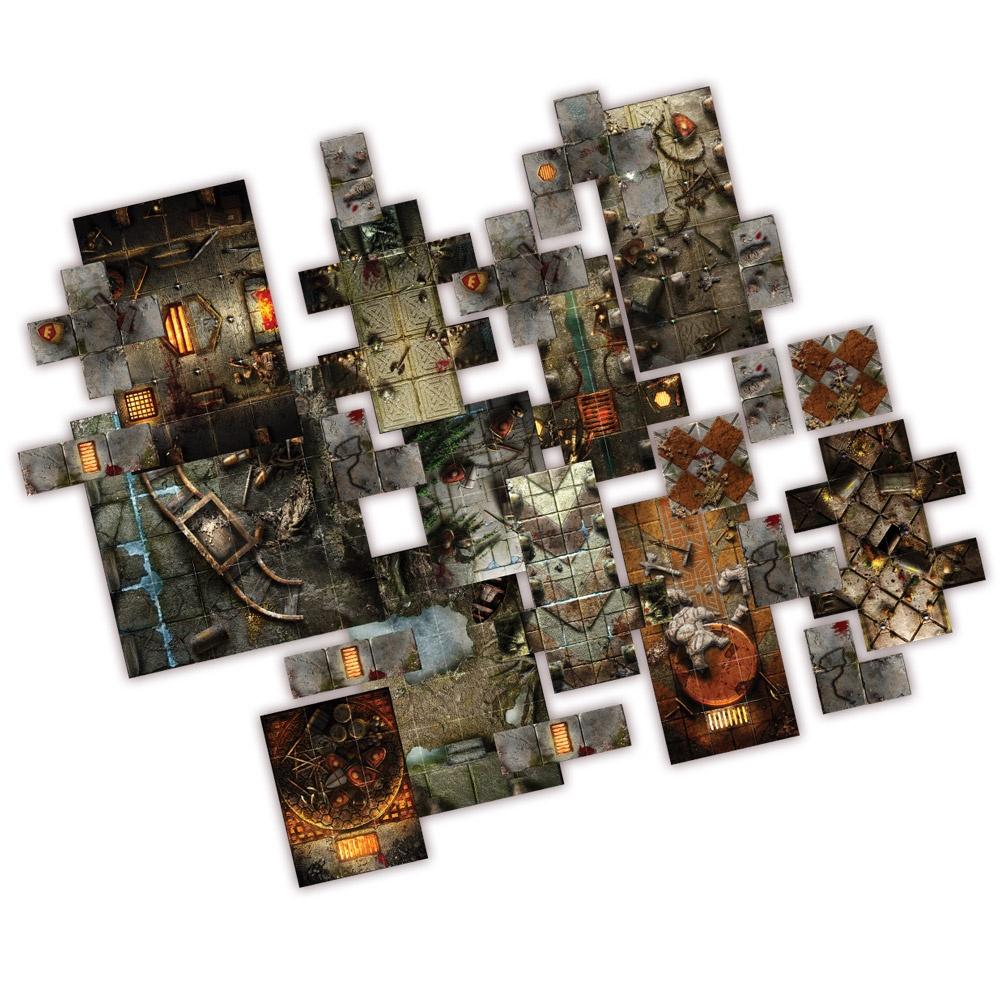 Dungeon Saga Preorder Online Br 252 Ckenkopf Online Com