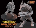 Outlaw Miniatures_Wild West Exodus Dark Nation Heavy Windigo Preview