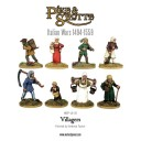 Warlord Games_Pike&Schotte Villagers