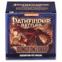 WizKids_Pathfinder Battles Dungeons Deep Gargantuan Red Dragon 1