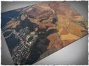 Deep Cut Studio_Wargames Terrain Mat - 4'X6' Aerial Fields Theme 1