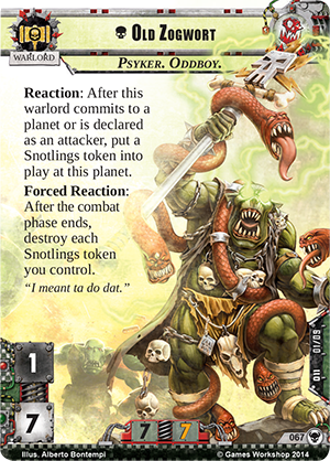 Can import common cards from the astra militarum or chaos factions