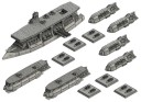 Spartan Games_Dystopian Wars   Kingdom of Denmark Surface Assault Group