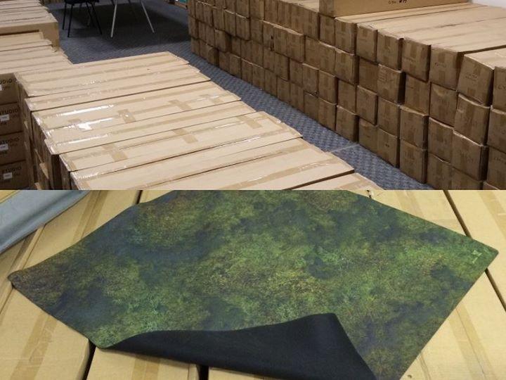 Deep-Cut Studio: Teaser und neues Material – Brückenkopf ...