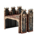Games Workshop_Age of Sigmar Chaos Dreadhold- Fortress Wall 2
