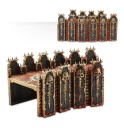 Games Workshop_Age of Sigmar Fortress Wall Expansion Set 1
