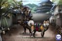 GCT_Bushido_atsushi_and_hunting_akita