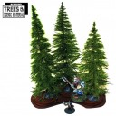 4Ground_3x Mature Fir Trees